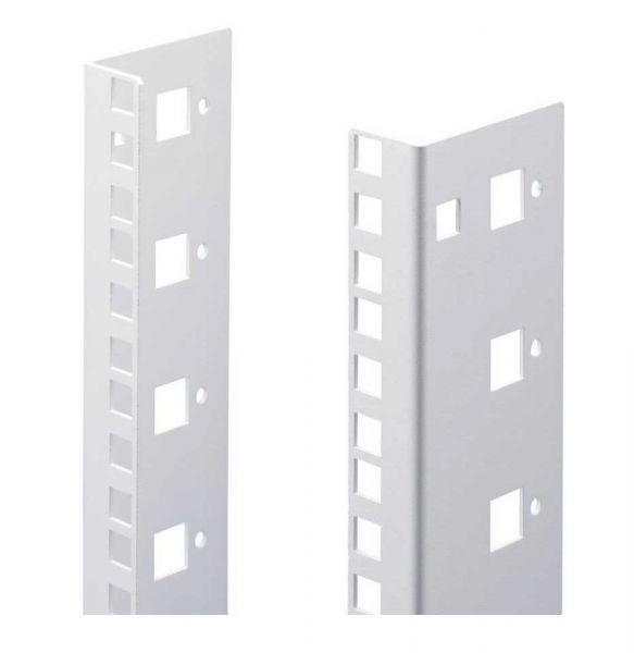 Rittal 19 Zoll Profilschienen für FlatBox 18 HE