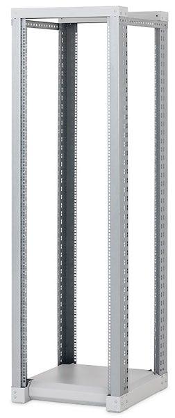 """19"""" Rahmen, Gestellrahmen RSX von Triton, 27 HE BxT 600x800, 2-teilig, lichtgrau 7035"""