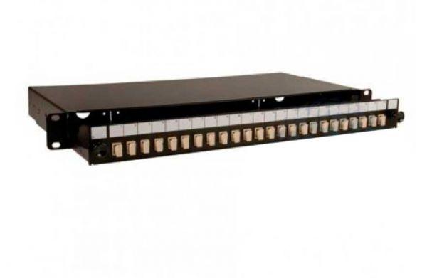 24- fach LC Duplex inkl. Kupplungen - Multimode