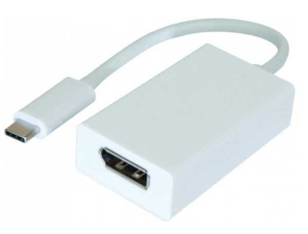 USB 3.1 Typ-C auf DisplayPort Adapter