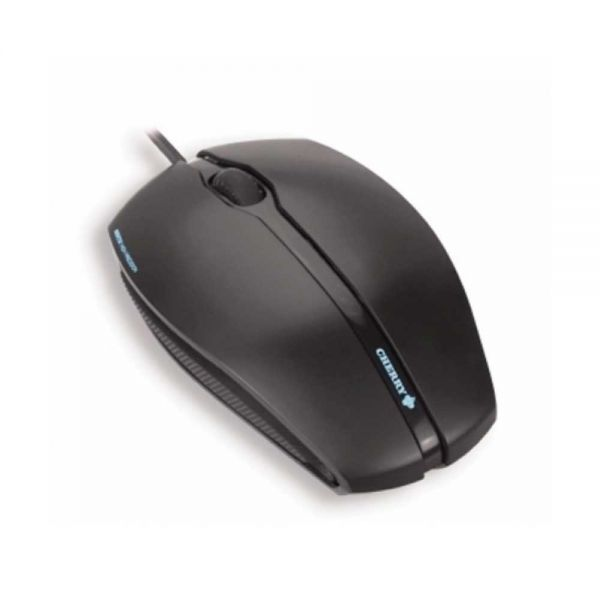 PC -/ Notebook Maus - Cherry Gentix Corded Optical Mouse Schwarz Optische USB M.