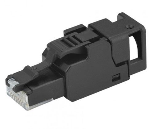 Telegärtner RJ45 Stecker UFP8, Cat.6A, ungeschirmt