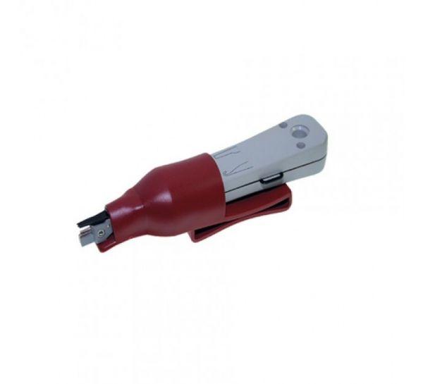 LSA Anlegewerkzeug mit Ziehhaken und Entriegelungsklinge
