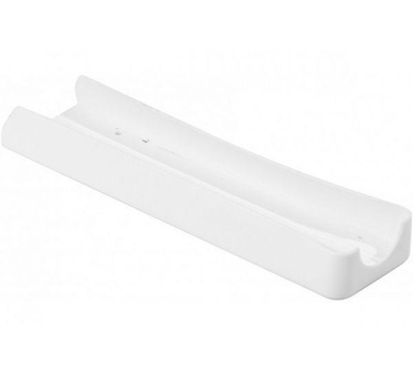 PDU Halterung für Steckdosenleiste weiß - Wandmontage