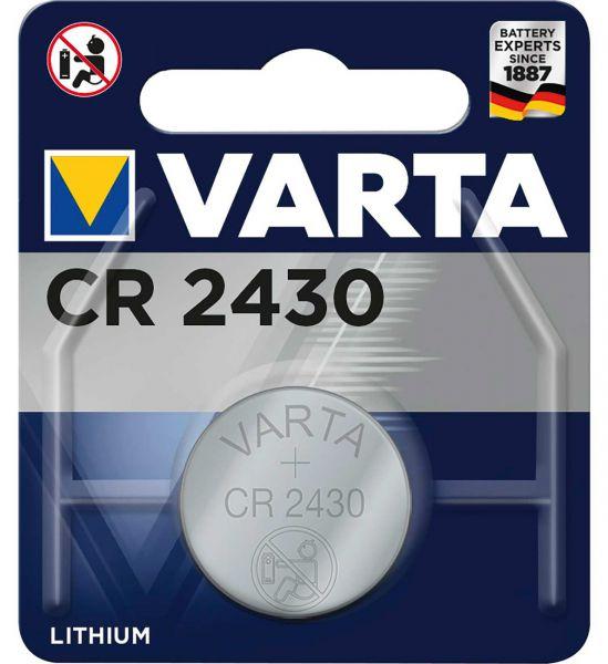 VARTA Batterie Lithium Knopfzelle CR2430 3V Electronics