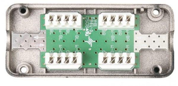Verbindungsmodul VM 8-8 Cat.7A, geschirmt Für die Verbindung, Verlängerung, Reparatur oder Umverlegu