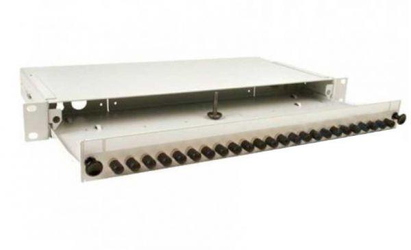 24- fach ST Simplex inkl. Kupplungen - Multimode