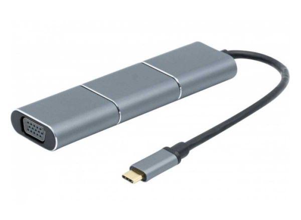 USB 3.1 Typ-C zu Mini DisplayPort/VGA/HDMI Adapter