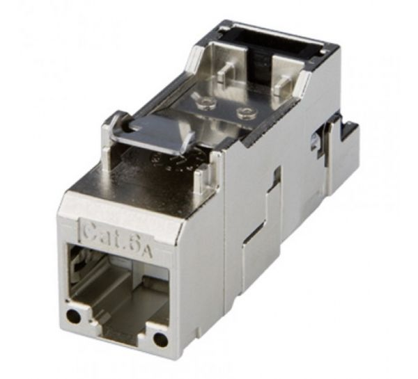 Telegärtner AMJ-S Modul Cat.6A (ISO / IEC) VE: 2 Stück