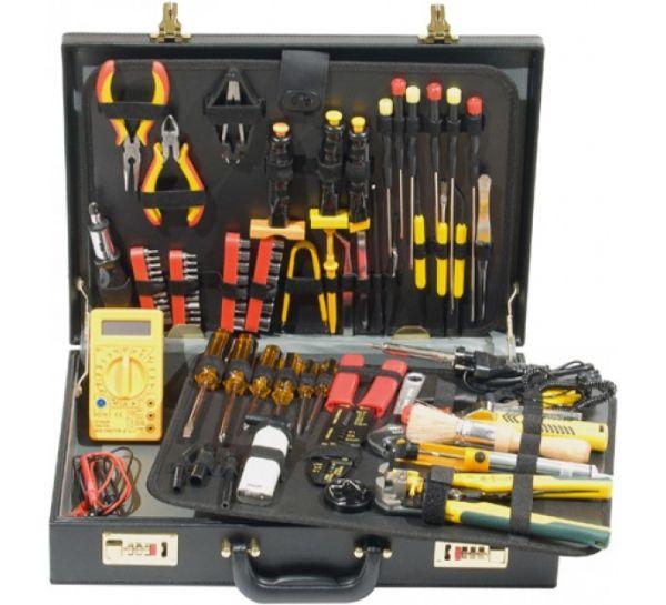 Werkzeug-Komplettset - 83-teilig