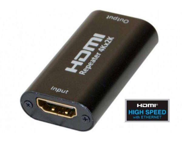 HDMI High-Speed Verstärker mit Ethernet, Ultra HD