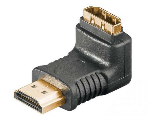 Kopie von HDMI Winkeladapter horizontal